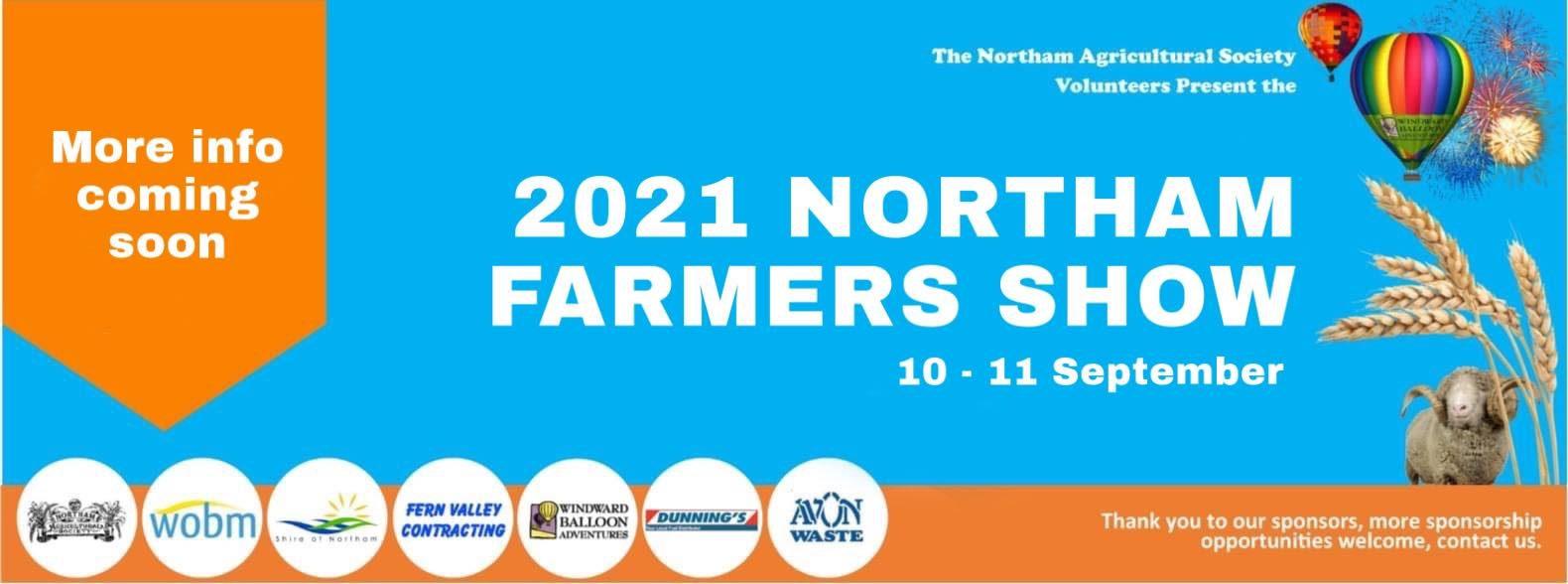 Northam Farmers Show 2021